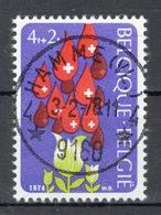 BELGIE: COB 1705 Mooi Gestempeld. - Gebraucht