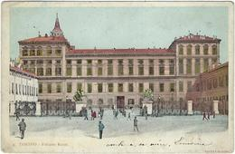 Italie Torino Turin  Palazzo Reale - Palazzo Reale