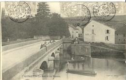 Quingey Le Pont Et Les Vannes - France