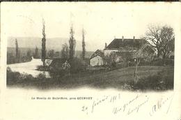 Le Moulin De Belle Rive Pres Quingey - France