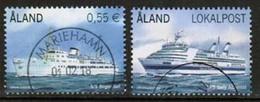 2012 Aland Islands, Passenger Ferries Used. - Aland