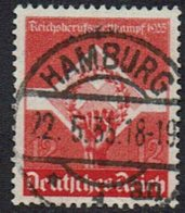 DR,1935, MiNr 572, Gestempelt - Used Stamps