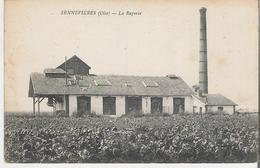 SENNEVIERES. CP Sucrerie La Râperie - France