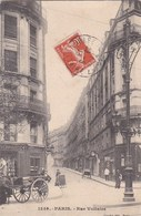 PARIS XI Rue VOLTAIRE Commerces BOULANGERIE CAFE Attelage Editeur GONDRY N° 1249 - Arrondissement: 11