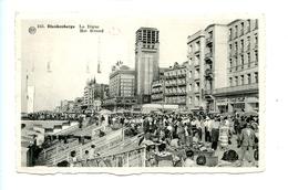 Blankenberge - La Digue - Het Strand / Albert Dohmen 243 (1954) - Blankenberge