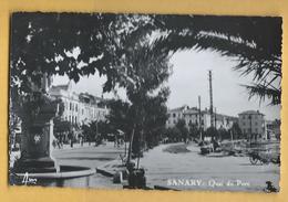 C.P.M. SANARY - Quai Du Port - Sanary-sur-Mer