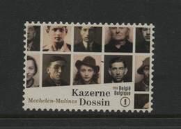 België Kazerne Dossin Shoah Postfris - Guerre Mondiale (Seconde)