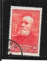 N° 436   FRANCE OBLITERES - Au Profit  Des Chômeurs Intellectuels 1939 - Oblitérés
