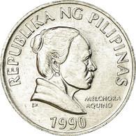 Monnaie, Philippines, 5 Sentimos, 1990, SUP, Aluminium, KM:239 - Philippines