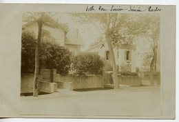 1735. CPA PHOTO 65 TARBES. VILLA MARIE LOUISE..... - Tarbes