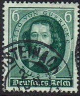 DR,1936, MiNr 608, Gestempelt - Germania