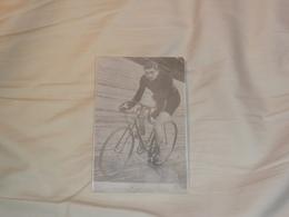 François Verstraeten - Cycling