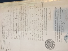 GHEEL Naissance J-b FERY 1865 - Geburt & Taufe