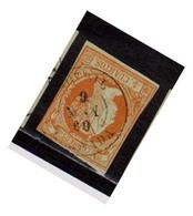 Año 1860 Edifil 52 Isabel II Matasellos Motril Granada - Used Stamps
