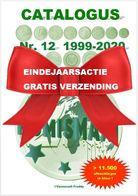 Euro Catalogus Nr. 12 1999-2020 - Belgique