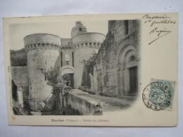 SABLES D ' OLONNE  A  TOURS   A   ....    RANTON  .....        TTB - Storia Postale