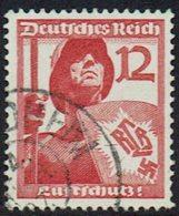 DR,1937, MiNr 645, Gestempelt - Oblitérés