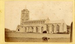 CDV, Long Sutton, Church, John B. Starbuck - Photographs