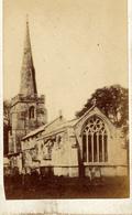 CDV, Long Sutton, Church, St.Mary, Edwin Nainby - Photographs