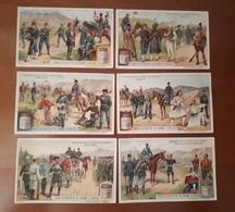 Figurine LIEBIG - Armate Degli Stati Balcanici - Rif. N° 983 - Altri