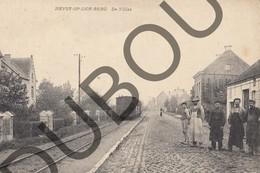 Postkaart/Carte Postale - Heist-op-den-Berg - Tram! De Villas - Mooie Animatie (G422b) - Heist-op-den-Berg