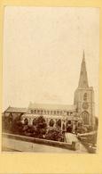 CDV, Long Sutton, Church, St.Mary,View From Distance, John B. Starbuck - Photographs