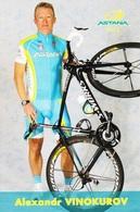 Alexandr Vinokourov - Astana Pro Team - 2012 - Cycling
