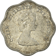 Monnaie, Etats Des Caraibes Orientales, Elizabeth II, Cent, 1987, TB+ - Caribe Oriental (Estados Del)