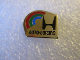 PIN'S   HONDA  AUTO LOISIRS - Honda