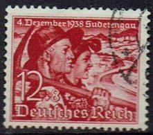 DR,1938, MiNr 685, Gestempelt - Germania