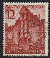 DR,1939, MiNr 715, Gestempelt - Germania