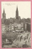 67 - STRASSBURG - STRASBOURG - Place Kléber - Tram - Tramway - Strassenbahn - Kiosque - Strasbourg