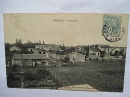 MONTARGIS   A  PARIS              ....    VIGNEUX        TTB - Storia Postale