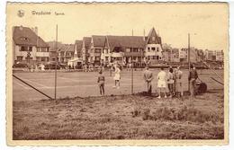 WENDUINE - Tennis - Wenduine