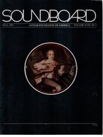 Revue Guitare Soundboard Guitar Fondation Of America N° 3 - 1991 - Art