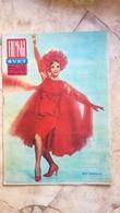 VINTAGE 1962 YUGOSLAVIA FILM MOVIE MAGAZINE NEWSPAPERS Debbie Reynolds Bette Davis ANN MARGRET NATALIE WOOD - Livres, BD, Revues