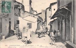 ¤¤  -  ALGERIE   -   CONSTANTINE   -  La Rue Perrégaux     -  ¤¤ - Constantine