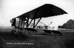 Avion - Caudron G3 Aéro-club De Beauce - 1919-1938: Entre Guerres