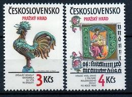 1984 Czechoslovakia MNH - Mi 2773-2774 ** MNH - Ungebraucht