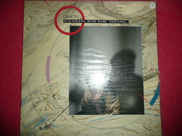 LP33 N°1216 - CHARLES DE GOAL - DANCING - COMPILATION 3 TITRES - ELECTRO ROCK NEW WAVE POP SYNTHE GENRE TAXI GIRL - 45 Rpm - Maxi-Singles