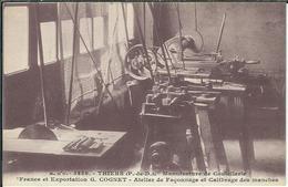 PUY DE DOME : Thiers, Manufacture De Coutellerie G Cognet, Atelier De Façonnage... - Thiers