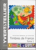 YVERT ET TELLIER FRANCE 2016 - France