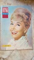 VINTAGE 1962 YUGOSLAVIA FILM MOVIE MAGAZINE NEWSPAPERS Doris Day SOPHIA LOREN ROCK HUDSON - Livres, BD, Revues