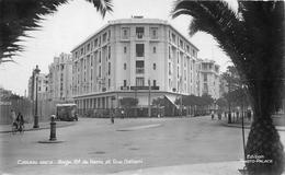 ¤¤  -  MAROC   -   CASABLANCA   -  Angle Du Boulevard De Paris Et Rue Gallieni       -  ¤¤ - Casablanca