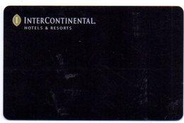 STATI UNITI KEY HOTEL   InterContinental Hotels & Resorts - Cartes D'hotel