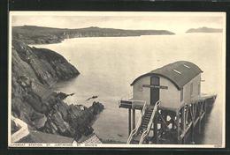 AK St. Justinians, St. Davids, Lifeboat Station, Seenotrettungsstation - Bateaux