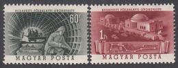 HUNGARY  Michel  1281/82  ** MNH - Ungarn