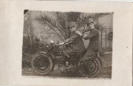 Cartolina - Postcard /  Non  Viaggiata - Unsent /  Moto  D'Epoca Tipo Cartolina - Moto
