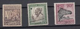Belgie - Belgique Ocb Nr :  148 134 145 MNH **   (zie Scan)  PROOFS Waterlow En Sons - Non Classés
