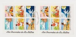 FRANCE 1998 Carnet Les Journées De La Lettre BC3161A Neuf - Commemoratives